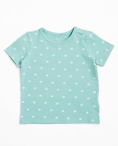 T-shirt vert menthe